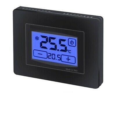 Geca 35251999 Termostato Touch Screen T-Touch 230 V Antracite