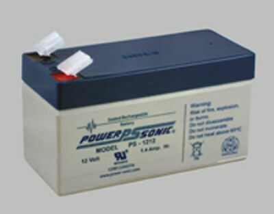 Replacement Battery For Impact Medical Corp Univent 706