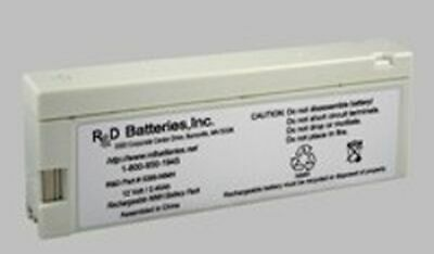 Replacement Battery For Datascope Passport Monitor Nimh
