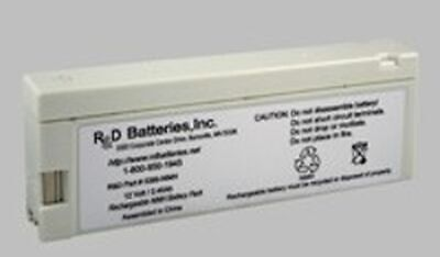 Replacement Battery For Novametrix Medical 500 8 Volt 3.2Ah