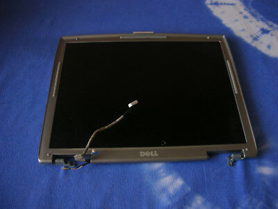 """Display Dell Latitude D510 PP17L 15 """" LCD+Frames +Hinges +Cables"""