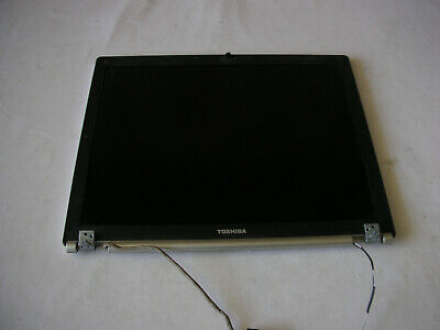 Display Toshiba LCD+Frames +Hinges +Cables