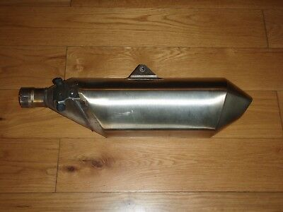 KTM GENUINE EXHAUST SILENCER CAN FOR 690 SMC Part No 76505183100