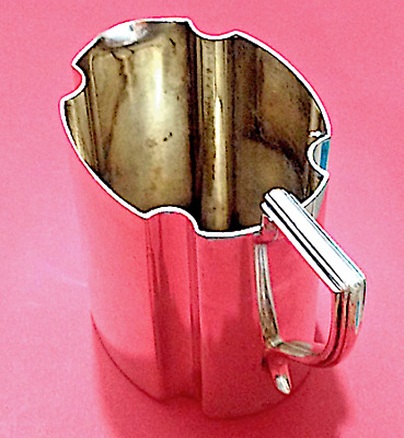 Vintage EP Silver Plated Milk / Cream Jug - Made in England.