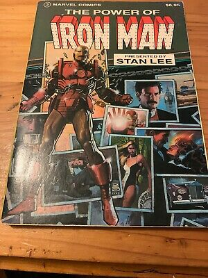 Iron Man Magazine The Power Of Magazine