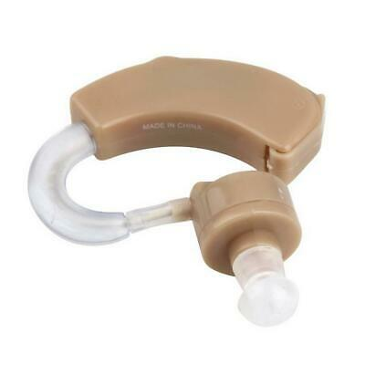 Hearing Aid Rechargeable Ear Sound Amplifier Elderly Hear Loss Care Tool  PT