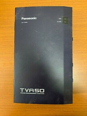 Panasonic KX-TVA50 Voice Processing System with Power Adapter