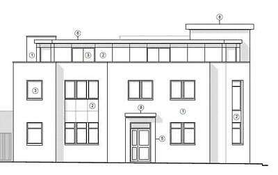 Plot of Land with Full Planning Permission for 6 x 1+2 bedroom flats