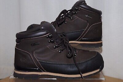 Durakit Brown and Black Safety Trainer