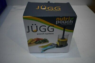 JUGG Pouch System Nutri Pouch