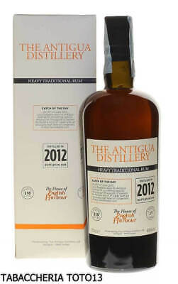 English Harbour The Antigua Distillery Heavy 2012 Vol.66% Cl.70
