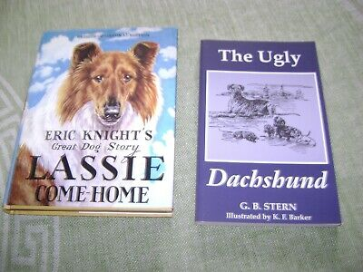 2 Dog Classics (Lassie Come Home & The Ugly Dachshund)