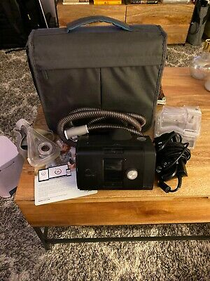 ResMed AirSense 10 CPAP with HumidAir Tube, Face Mask, Power Cable & Travel Bag