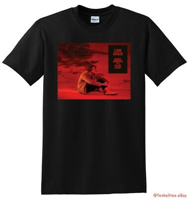 LEWIS CAPALDI T SHIRT divinely uninspired to a hellish extent SMALL MEDIUM L XL