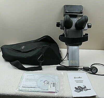 Saunders Cervical HOMETRAC Home Neck Traction Device with Case