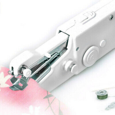Handheld Portable Electric Sewing Machine Small Mini Sewing Tool