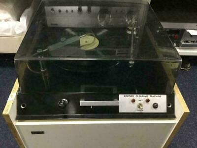 Keith Monks Kmal record cleaner
