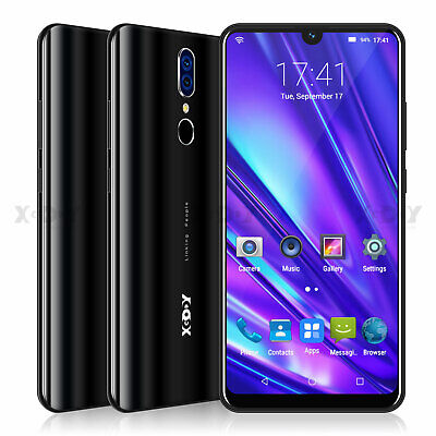 "16GB Android 9.0 Smartphone Dual SIM Unlocked Mobile Smart Phones 6.26"" XGODY"