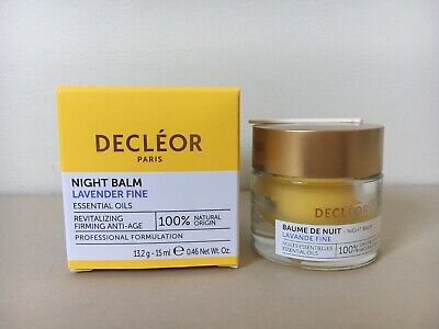 Decleor Lavender Fine Night Balm - brand new and boxed! RRP £50