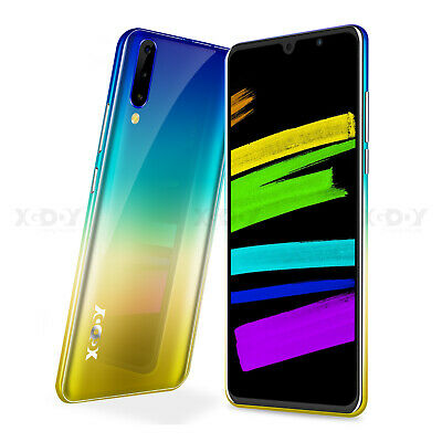 "6.0"" Unlocked Mobile Smart Phones Android 9.0 XGODY Dual SIM 16GB Smartphone"