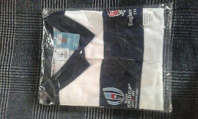 Rugby World Cup Japan 2019 Supporters Polo Shirt New Xl Free P&P