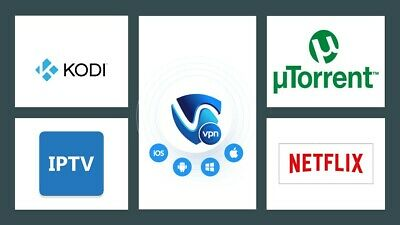 ⭐️VPN SERVICE ⭐️ UNLIMITED DEVICES ⭐️ LIFE TIME ⭐️1040 SERVERS in 61 COUNTRIES