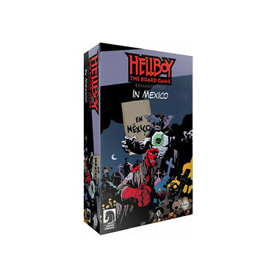 Hellboy In Mexico Expansion Board Game New and Sealed