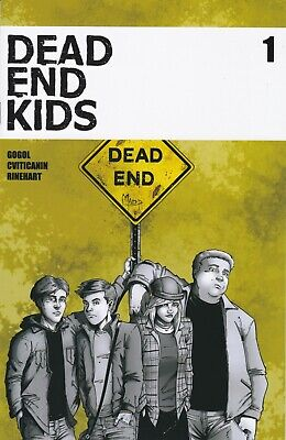 Dead End Kids #1 Source Point NM 1st Print FREE SHIPPING
