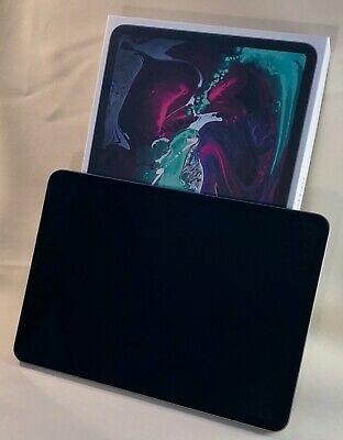 Apple iPad Pro MTXQ2LL/A 3rd Gen 256GB Wi-Fi 11in Space Gray with Cover