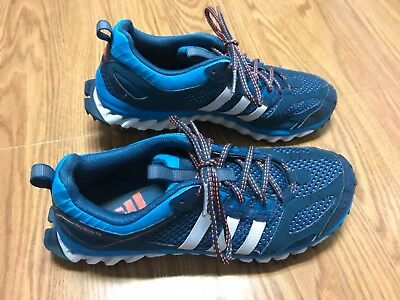 Excellent Mens Adidas Galaxy Incision TR US Sz 9 Athletic Trail Running Shoes