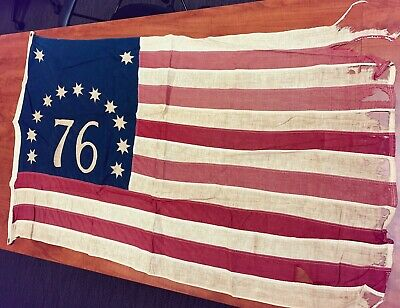 American Flag Flown over the United States Capitol on October 21, 1976 Apraised
