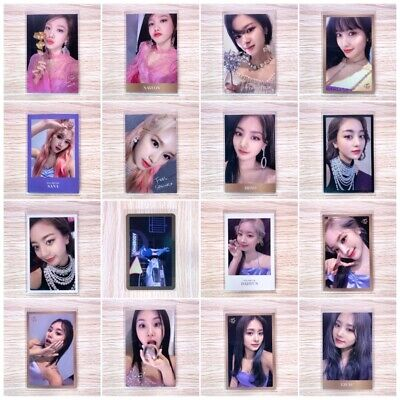 Twice Feel Special - (8Th Mini Album) Official Photocard (Select Ver)