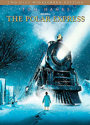 The Polar Express - NEW DVD, 2005, 2-Disc Set, Special Edition, Tom Hanks