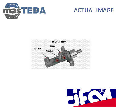 Cifam Brake Master Cylinder 202-439 P New Oe Replacement