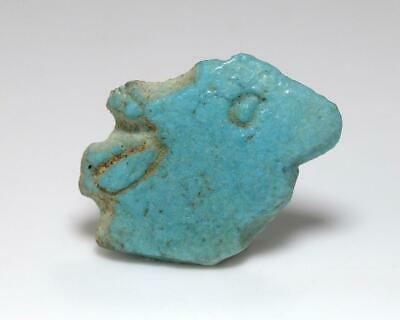 An Egyptian Faience Foundation Deposit, New Kingdom, ca. 1292-1077 BCE