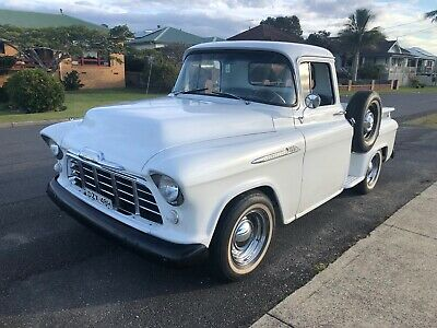 1956 Chevrolet 3100 Step-Side Pickup