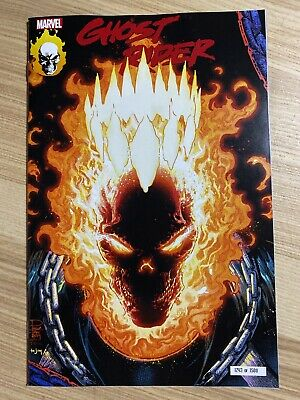 Ghost Rider #1 (2019 Marvel) Glow in the dark NYCC Philip Tan Variant