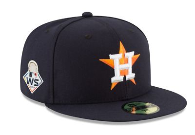 Houston Astros New Era 2019 World Series Side Patch 59FIFTY Fitted Hat