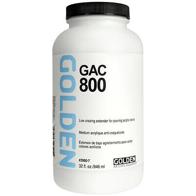 GOLDEN GAC 800 Medium 32 oz Jar