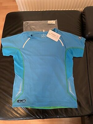 Damen Original BMW Athletics T-Shirt, Size M, NEU!
