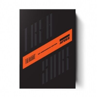 K-POP ATEEZ TREASURE EP.FIN : All To Action 1st Album ANNIVERSARY EDITION