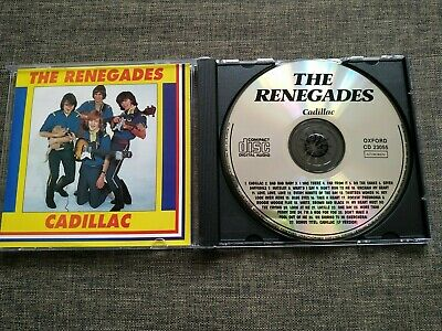 CD The Renegades - Cadillac Oxford Records – 23055 CD, Compilation 1993, Spain