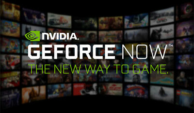 Nvidia Geforce Now Closed Be Ta Access Digital Eu/Na Key Cheap Instant Pc & Mac