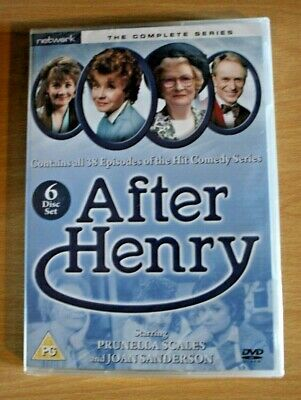 After Henry Dvd Boxset - The Complete Series 6 Disc New & Sealed