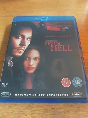 From Hell Blu-ray Disc