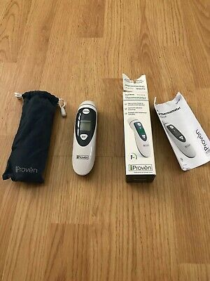 IProven Ear Thermometer with Forehead Function