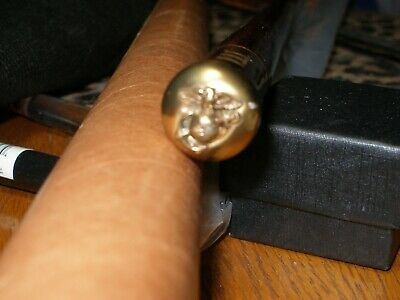 Vintage Marine Corp Swagger Stick  H & H  W/ Serial #