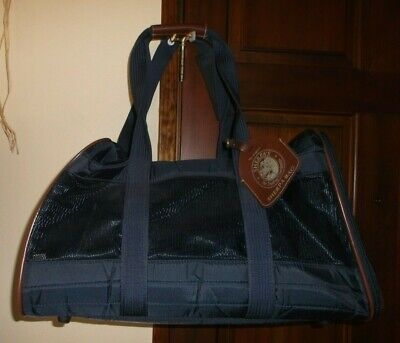 SHERPA Original Pet Carrier travel airline approved Medium/Large 20x12x12 EUC