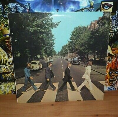 The Beatles Abbey Road original 1969 vinyl LP Apple PCS7088