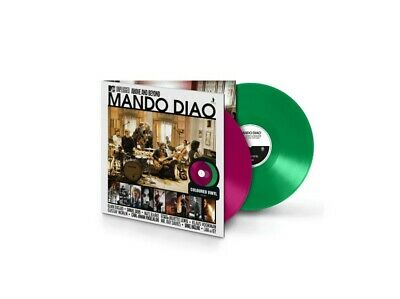 MANDO DIAO MTV Unplugged: Above And Beyond Limited Edition Coloured 2xVinyl